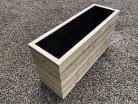 Cuboid Decking Planter 800mm x 400mm 5 Tier