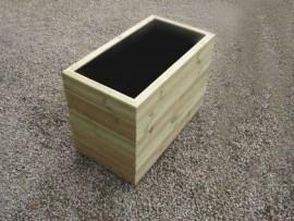 Cuboid Decking Planter 900mm x 500mm 5 Tier